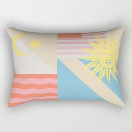 Sun & Sky Rectangular Pillow