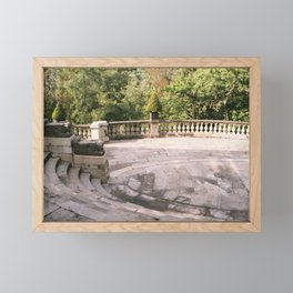 Top of Chapultepec Castle Chillout Zone 35mm Film Framed Mini Art Print