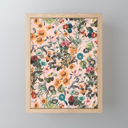 EXOTIC GARDEN XVIII Framed Mini Art Print