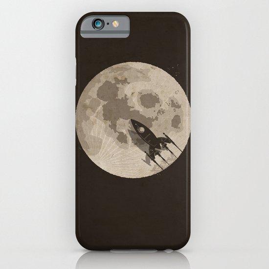 Around the Moon iPhone & iPod Case