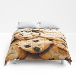Chocolate Chip Cookies Comforters