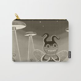 bee movie noir Carry-All Pouch