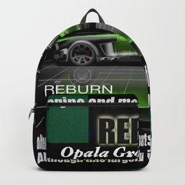 Tuned Opala Backpack