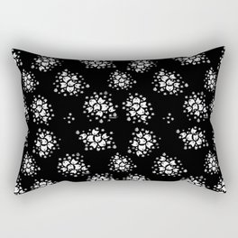 KiniArt Westie Bouquets Rectangular Pillow