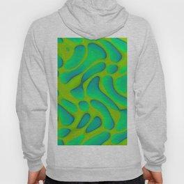 Dropped pattern ... Hoody