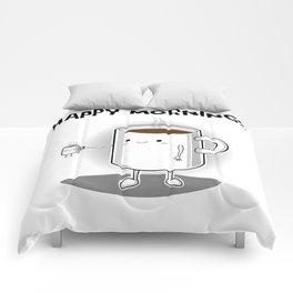 Happy mornings Comforters
