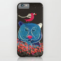Bullfinch and bear Slim Case iPhone 6s