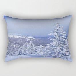 Winter day 27 Rectangular Pillow