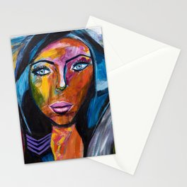 Powerful Woman Stationery Cards