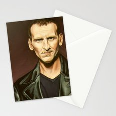 The Ninth Doctor Stationery Cards