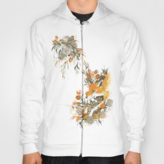 fox in foliage Hoody