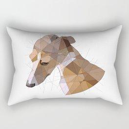 Italian Greyhound Rectangular Pillow