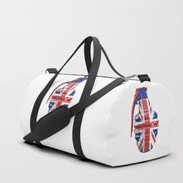 British grenade Duffle Bag