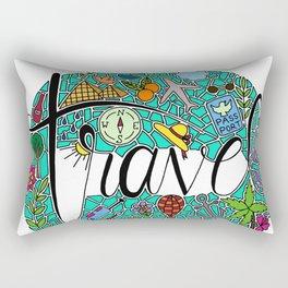 Travel Rectangular Pillow
