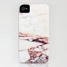 Pink Stone Slim Case iPhone (4, 4s)