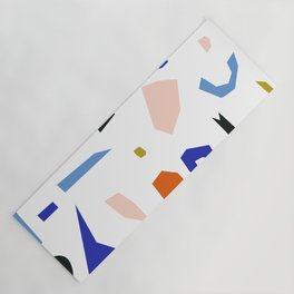 Shapes Pattern Yoga Mat
