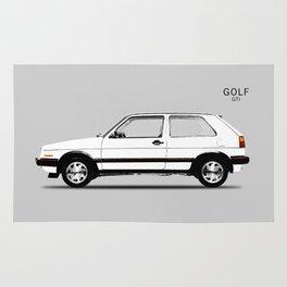 Golf GTI Rug