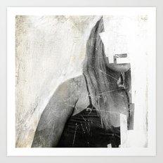 Faceless | number 03 Art Print