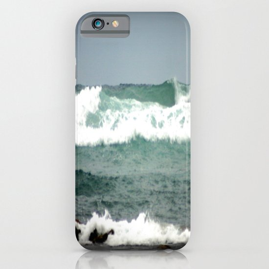 Rough Seas iPhone & iPod Case