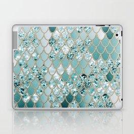 Mermaid Glitter Scales #3 #shiny #decor #art #society6 Laptop & iPad Skin