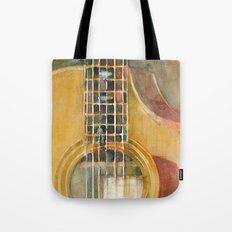 Taylor Guitar Tote Bag