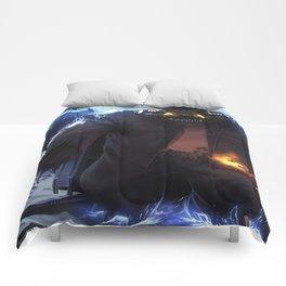 Franken Tibbers Annie League of Legends Comforters