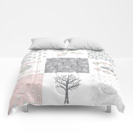 Sweet Dreams Little Princess Cheater Quilt Comforters