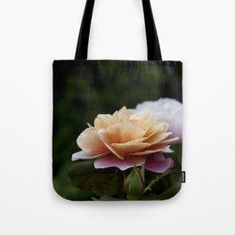 Lily Pad Rose Tote Bag