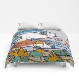 White Bread Comforters