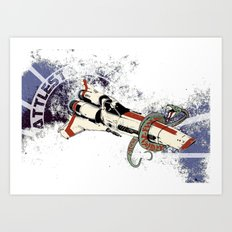 Viper Mark II Art Print
