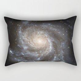 Pin wheel Galaxy Rectangular Pillow