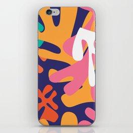 Matisse Pattern 010 iPhone Skin