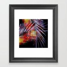 Palms design # Framed Art Print