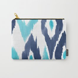 Malibu Ikat Carry-All Pouch