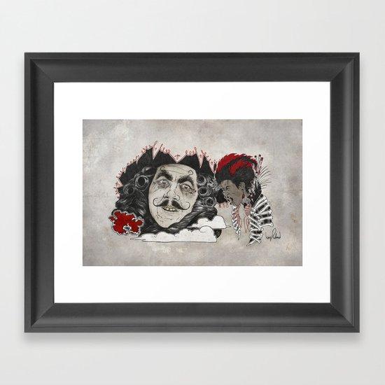Rufio Framed Art Print