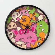 Randomness Wall Clock