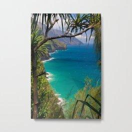 Kauai - Paradise Metal Print
