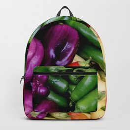 A Pepper Pot-pourri Backpack