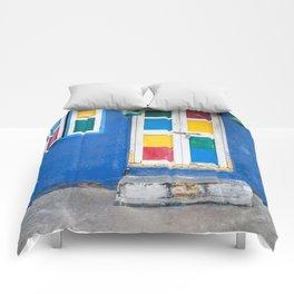 Colorful Indian Door Comforters