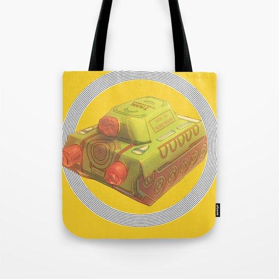 TANKE Tote Bag