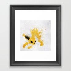 #135 Framed Art Print