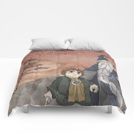 A Wide World Comforters