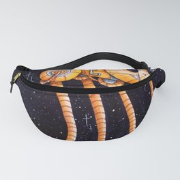 Walkin' Through Space Fanny Pack