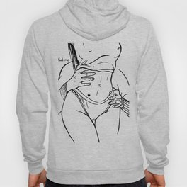 Touch and love Hoody