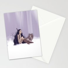 Little Feather Stationery Cards