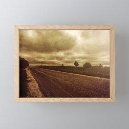 Saudade Framed Mini Art Print