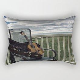Take A Seat Rectangular Pillow