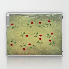 A Dozen Red Roses Laptop & iPad Skin