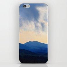 Dark Hills iPhone & iPod Skin
