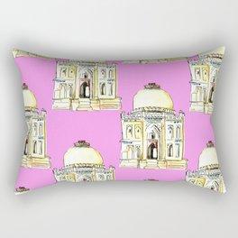 Tomb Rectangular Pillow